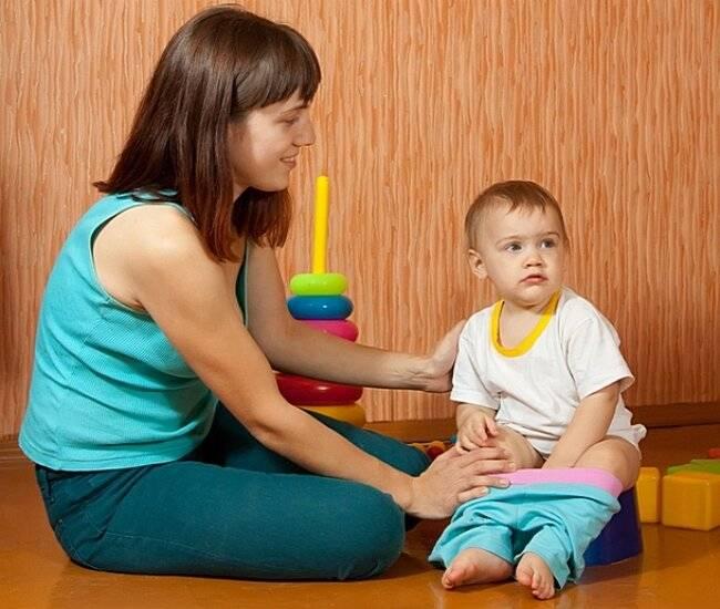 Как приучить ребенка к горшку в 1, 2, 3 года   психолог татьяна блинова