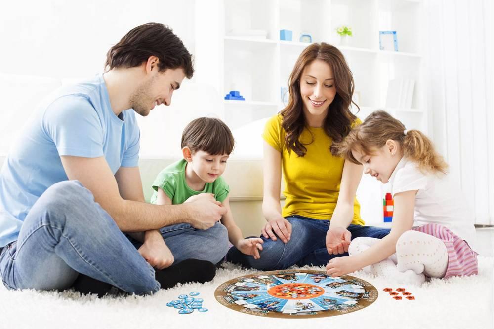 Счастливая многодетная семья: 8 правил как не сойти с ума в большой семье