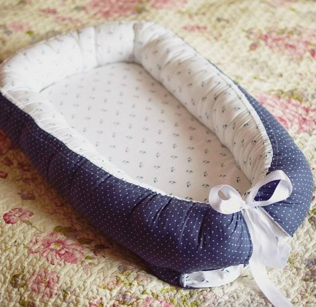 Как сшить кокон для новорожденных своими руками: лучшие идеи с фото