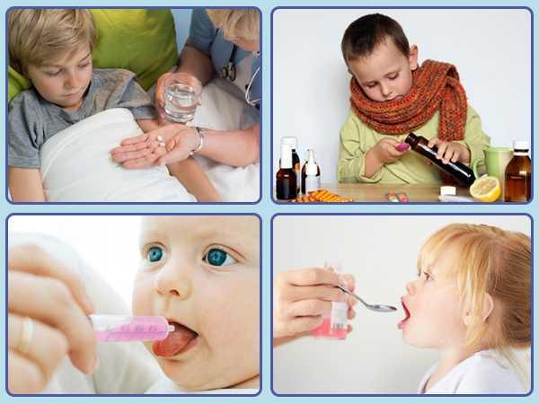 Антибиотики для детей - медицинский портал eurolab