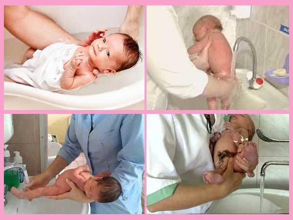 Как правильно подмывать новорожденного мальчика: 9 главных правил от врача (комаровский), видео