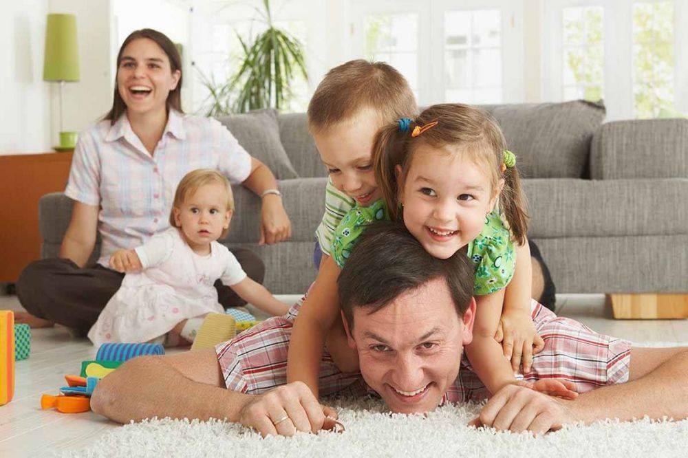 Секреты выживания мамы в многодетной семье   | материнство - беременность, роды, питание, воспитание