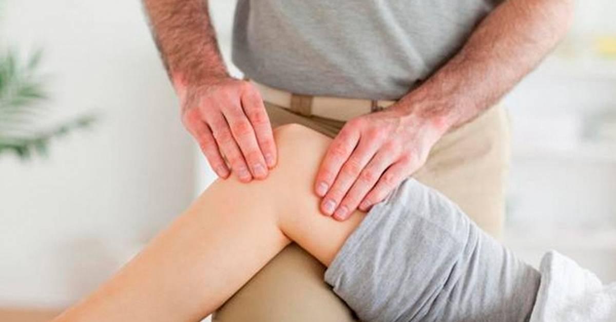 Симптомы болезни - боли в колене у ребенка