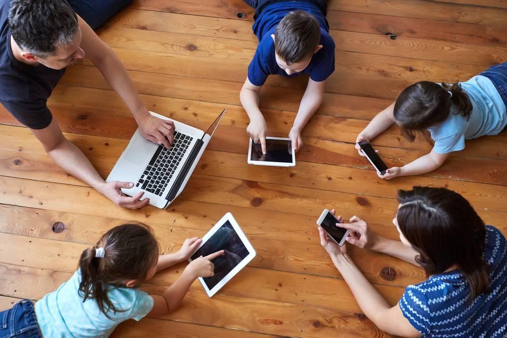 Гаджеты и дети. ищем золотую цифровую середину