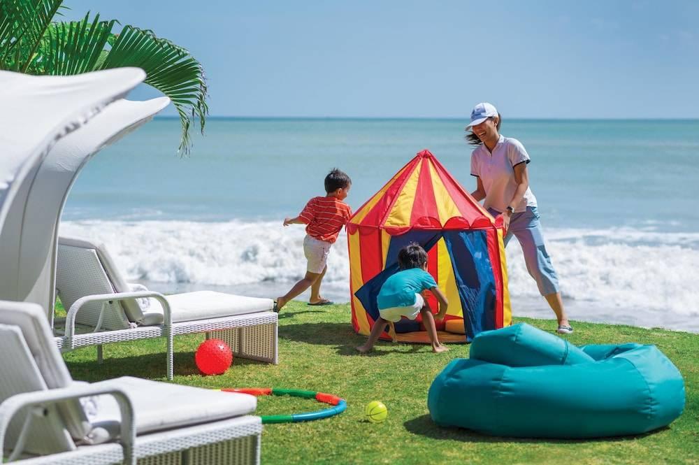 Лучшие курорты для отдыха с детьми в мире