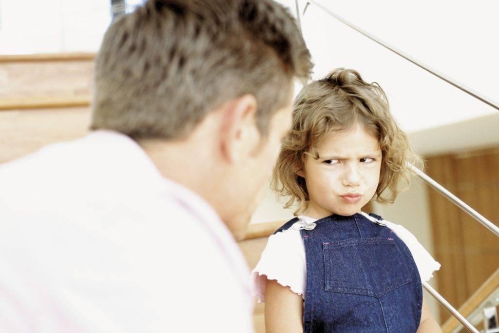 Как общаться с непослушным ребёнком – история одной семьи