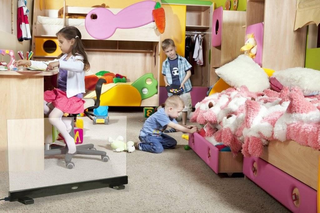 Когда переселять детей в отдельную комнату? - страна мам