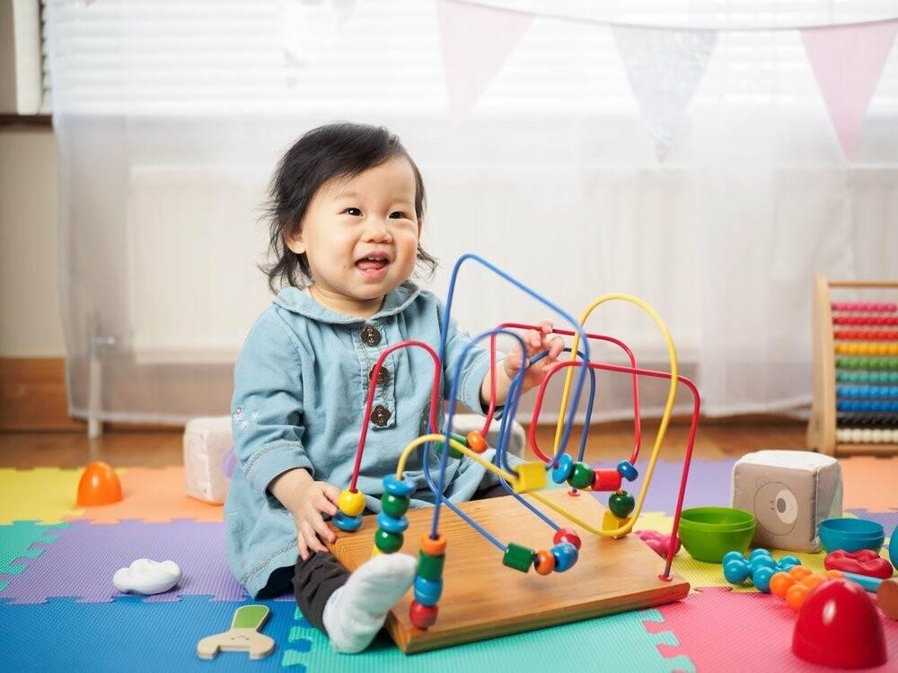 Мама для мам: развивающие игры для детей от 9 месяцев до 1 года