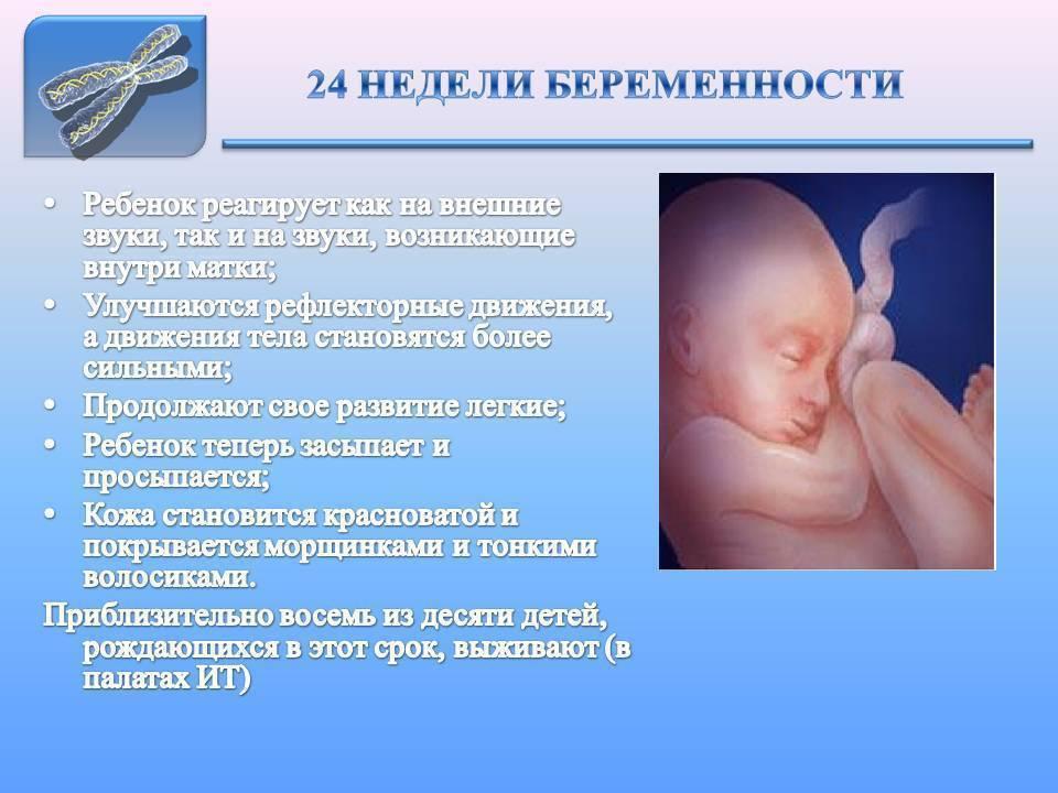 22 неделя беременности: у беременной меняются пристрастия в еде, беспокоит изжога