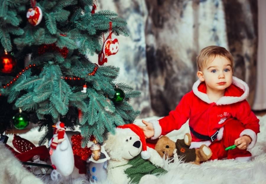 Как не остаться на новый год без ёлки в доме, где маленький ребёнок? малышу почти 1,5... - семья и дом - вопросы и ответы
