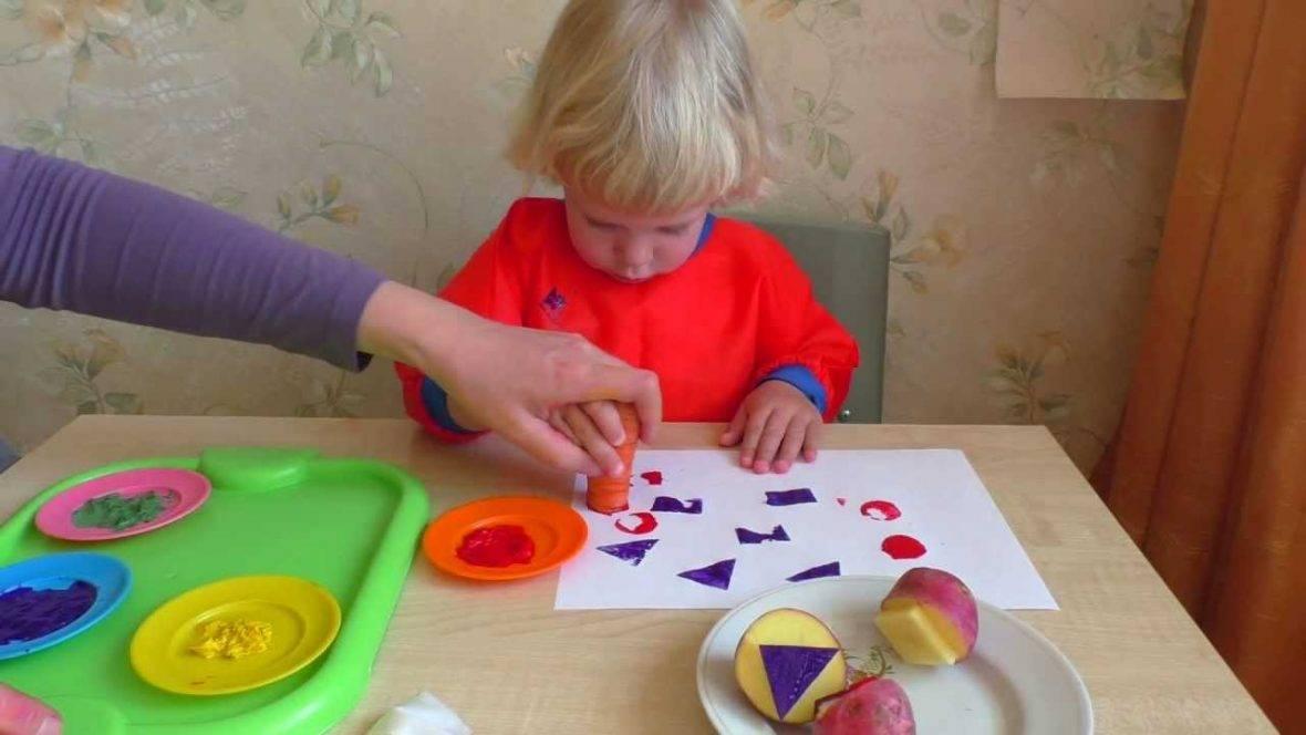 Игры дома с детьми 5-7 лет