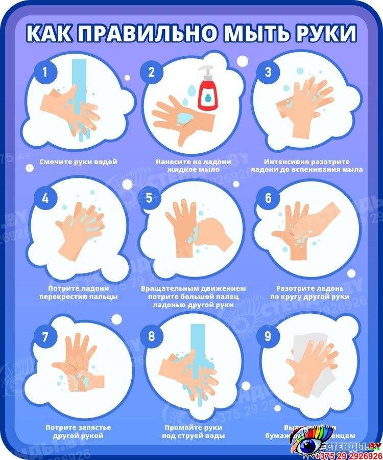 Как приучить ребенка мыть руки?