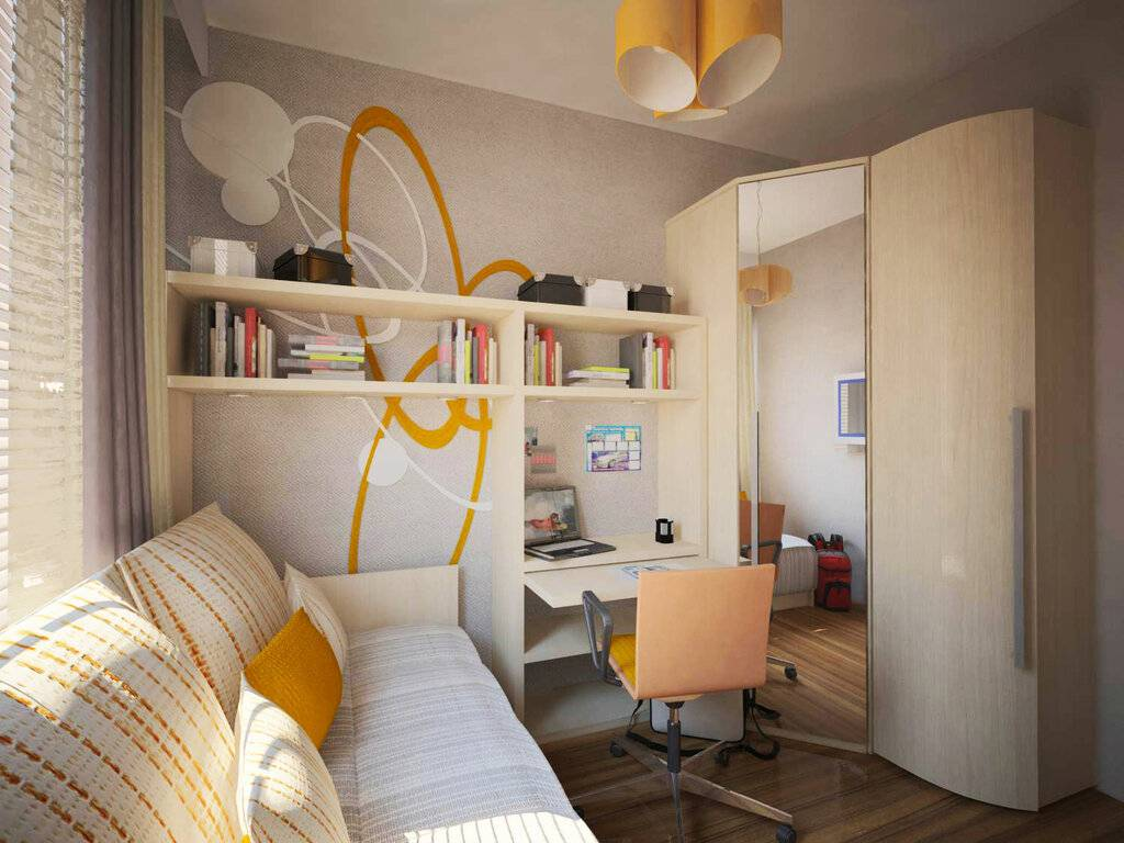 Детская комната для троих детей: 50+ фото в интерьере, идеи дизайна