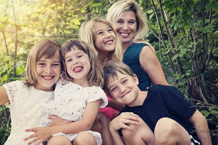 «семь я»: преимущества воспитания детей в многодетной семье