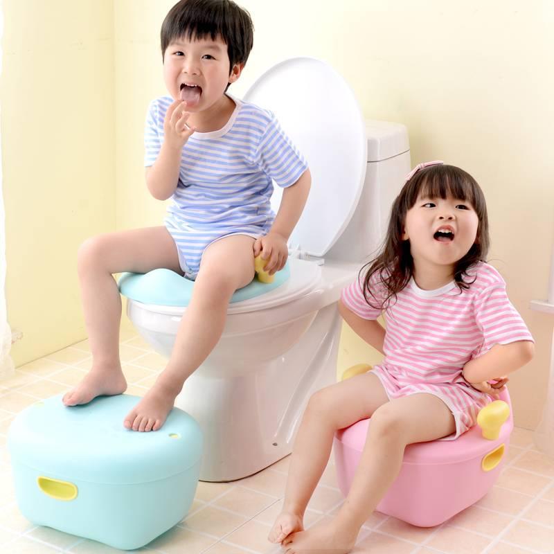 Как правильно выбрать горшок для ребёнка