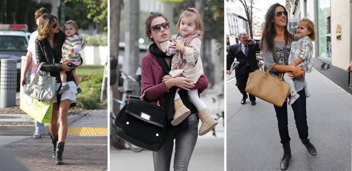 7 стильных образов для будущих мам, только от вида которых уже хочется детей