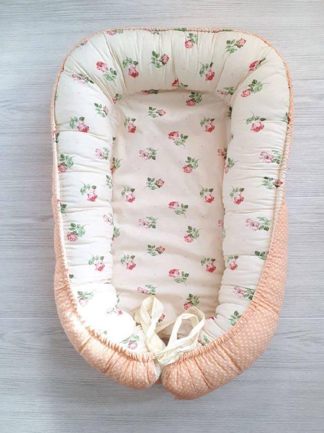 Пеленка-кокон для недоношенных — мастер класс по пошиву