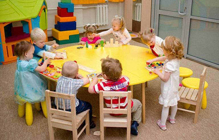 Няня или частный детский сад: что выбрать?