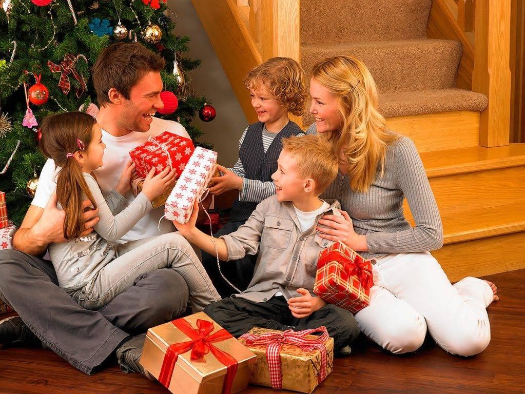 Новый год для 3 месячного ребенка