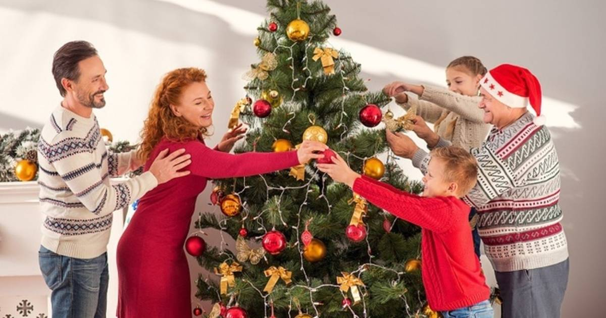 Как и где встречать новый год 2021 с семьёй