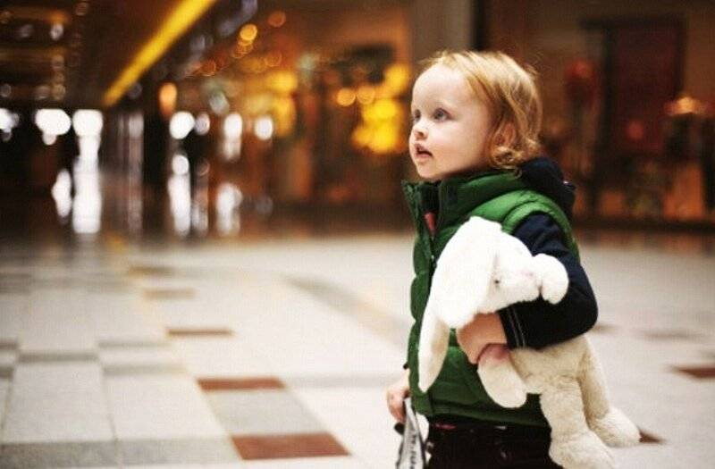 Что делать, чтобы ребенок не потерялся — свои