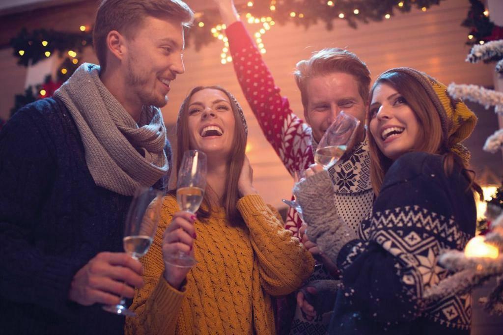 Как весело и интересно встретить новый год 2021: дома в кругу семьи, с друзьями и т.д.