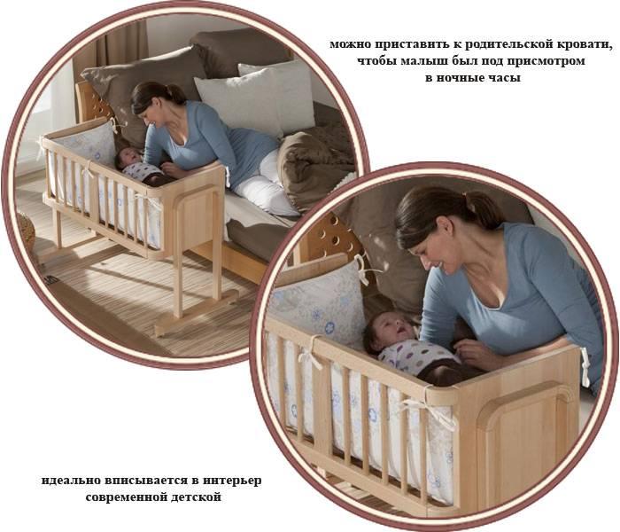 9 лучших детских кроваток