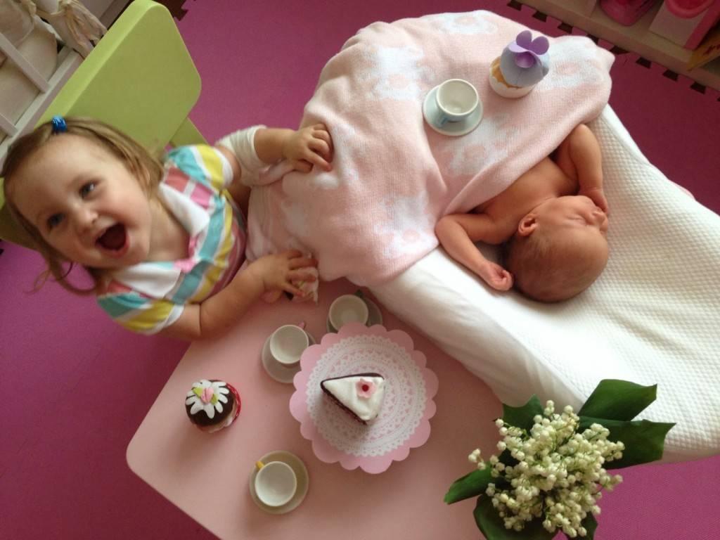 Дети-погодки: трудности и проблемы, рекомендации