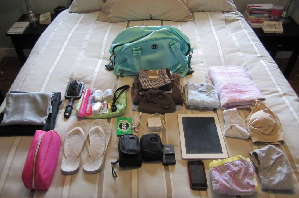 """Список для """"тревожного чемоданчика"""" в роддом для беременных: одежда, предметы гигиены, полезные мелочи"""