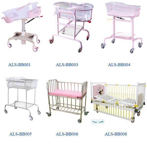 Как выбрать кровать для новорожденного