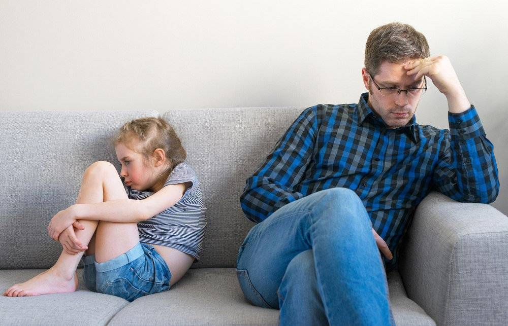 В отношениях ребенка и отчима главная роль принадлежит маме