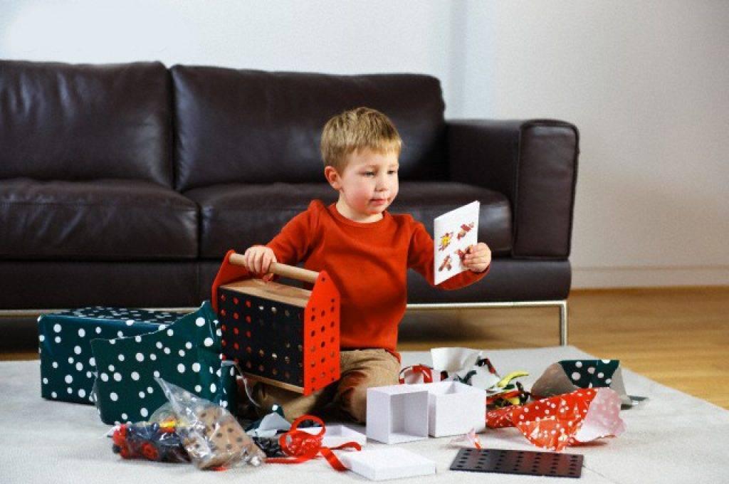 Подарок мальчику ребенку на 1 год