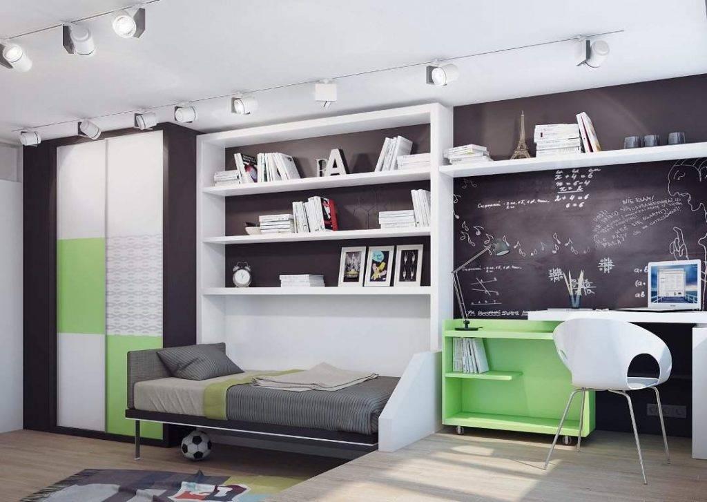 Комната для мальчика подростка: 60+ фото, идеи дизайна