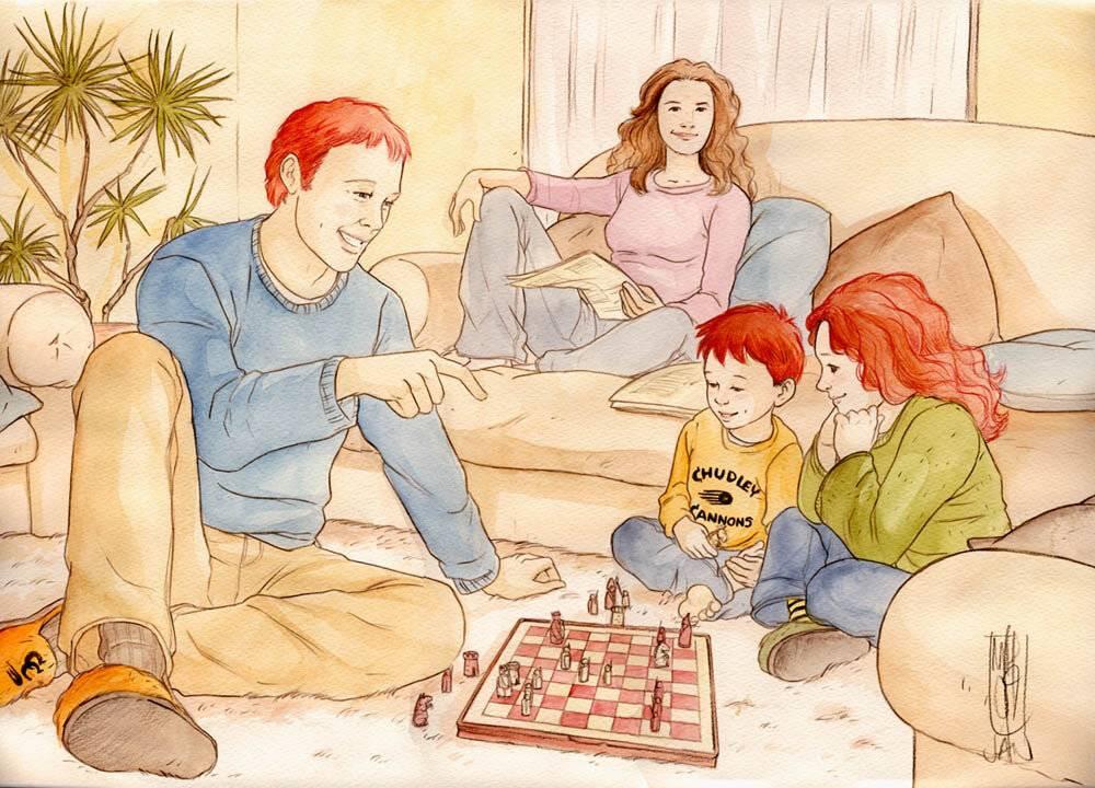 Как общаться с детьми дошкольного возраста?