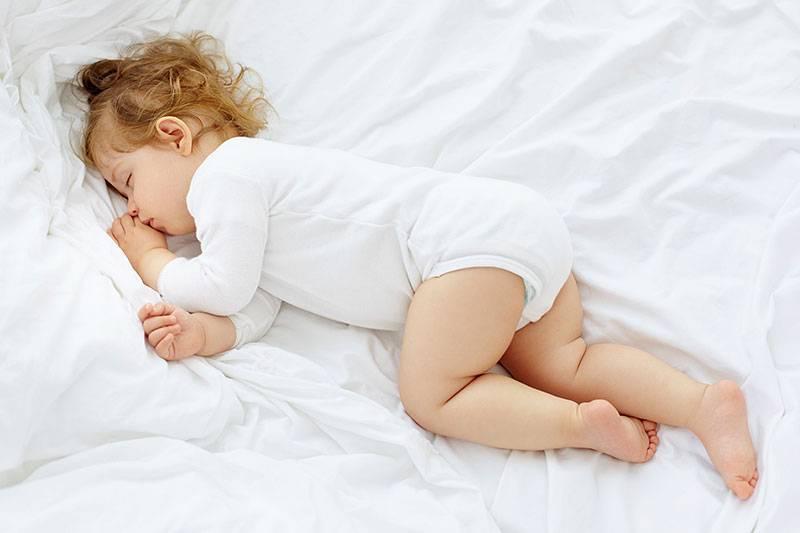 Что делать если ребенок плачет во сне по ночам