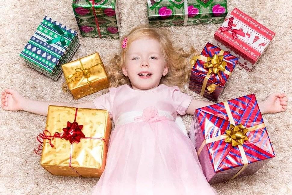 Что подарить ребенку девочке на 5 лет