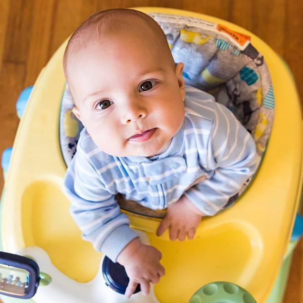 Во сколько месяцев можно сажать мальчиков: оптимальный возраст для присаживания
