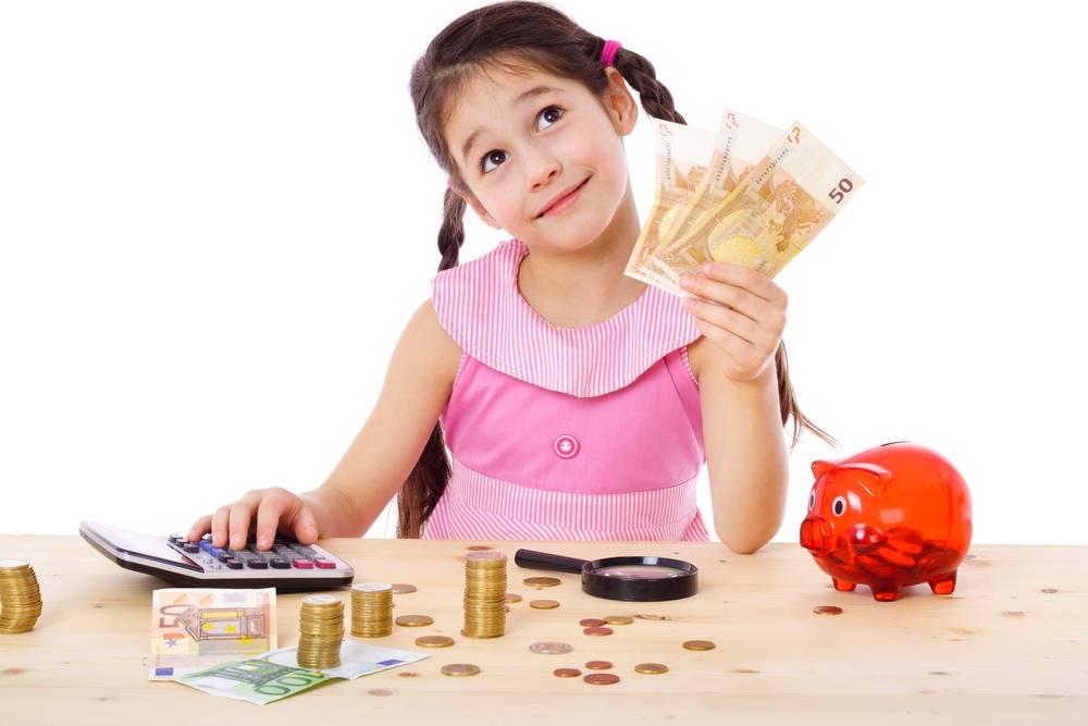 Что ребенок должен знать о деньгах, или основы финансового воспитания