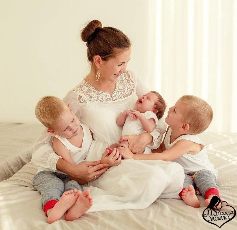Лайфхаки для многодетных матерей: как все успеть