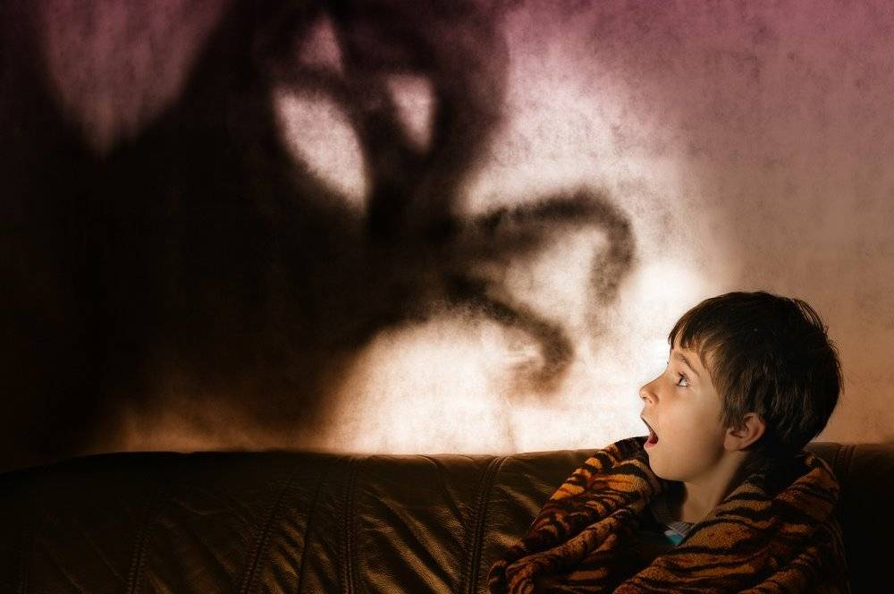Детские страхи и борьба с ними
