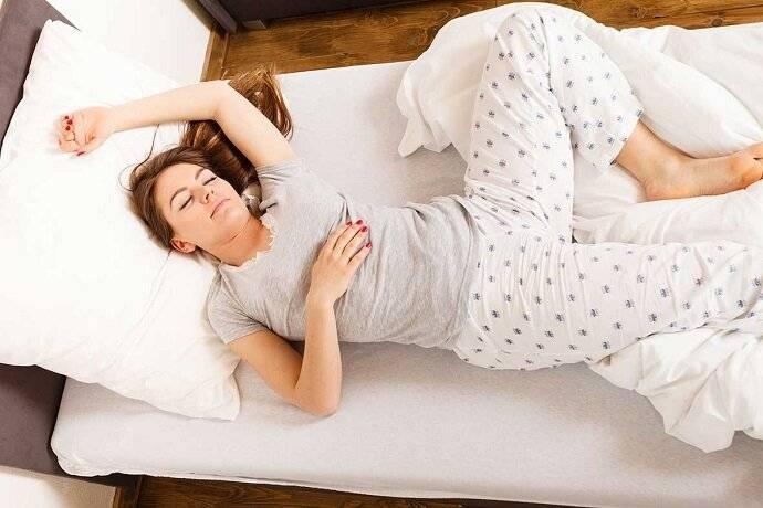 Как спать во время беременности: какие позы не навредят ребенку