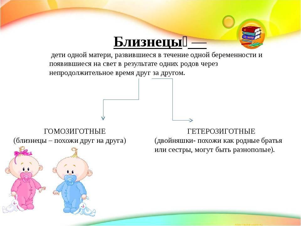 Как воспитывать близнецов: особенности воспитания. советы. психология