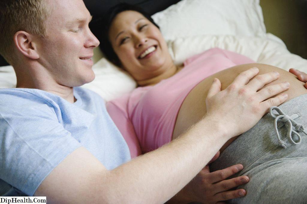 Половая жизнь после родов