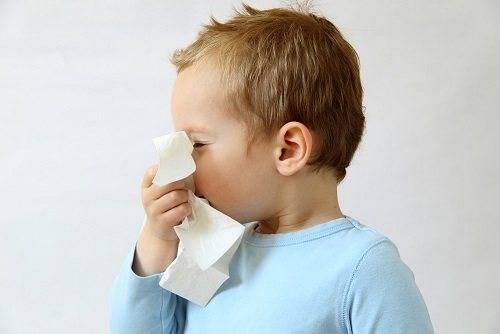 Как я лечил кашель у грудничка