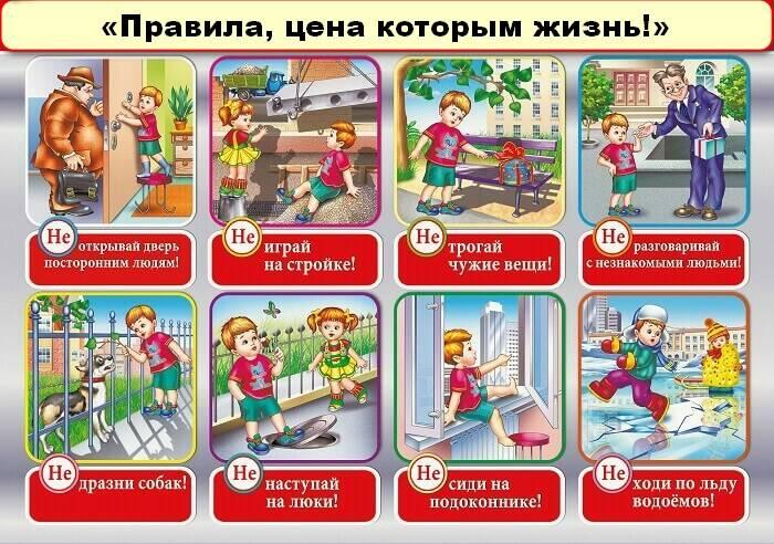 Правила, которые родители должны рассказать детям, оставляя их одних дома