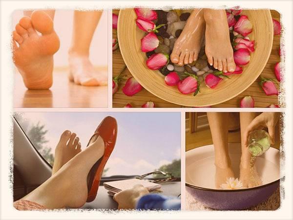 Запах ног. как избавиться - 7 народных средств и советы
