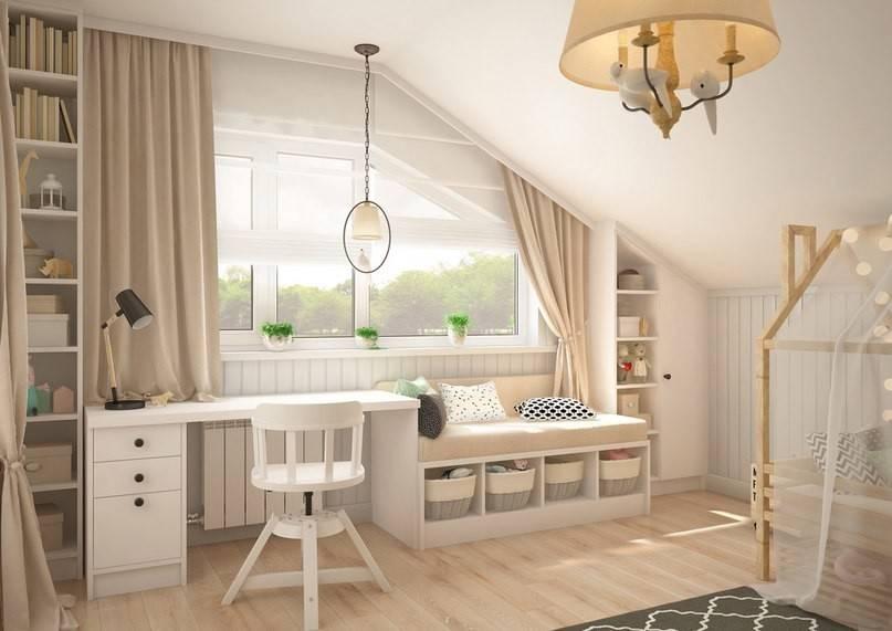 Какой должна быть детская спальня: дизайн комнаты для мальчика и девочки
