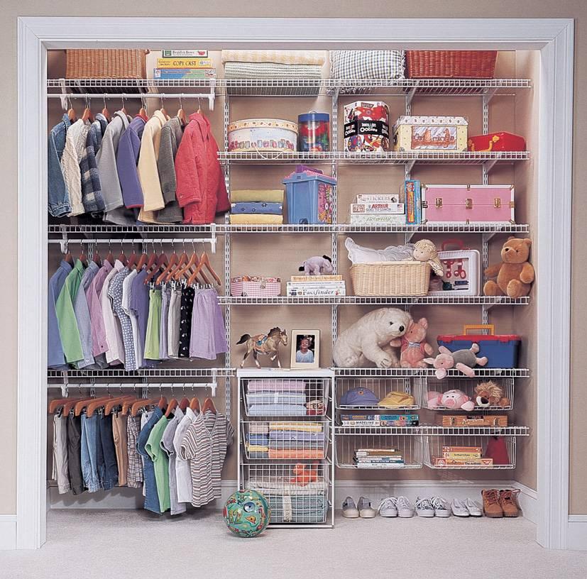 Идеи для детской комнаты. часть 1 - хранение одежды - страна мам