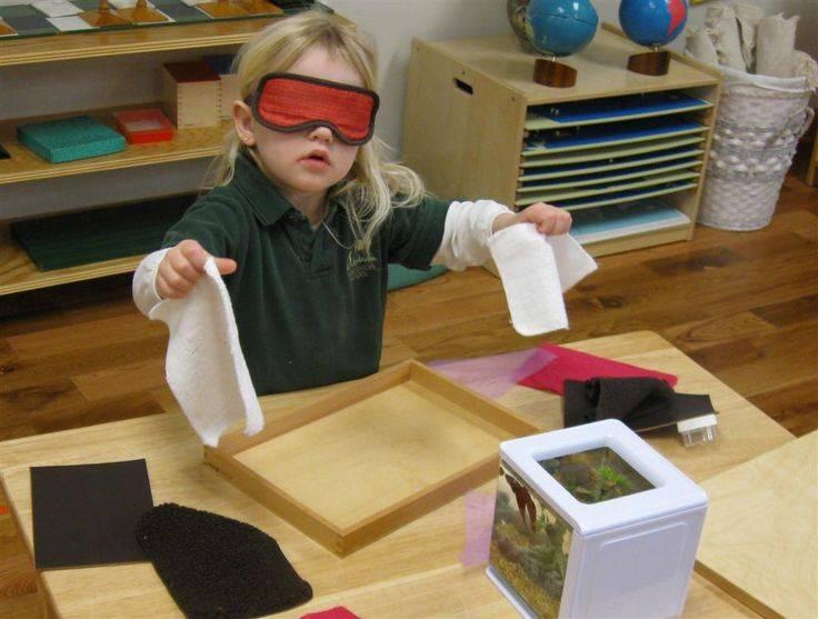 Монтессори-материалы для ребёнка 3–4 лет