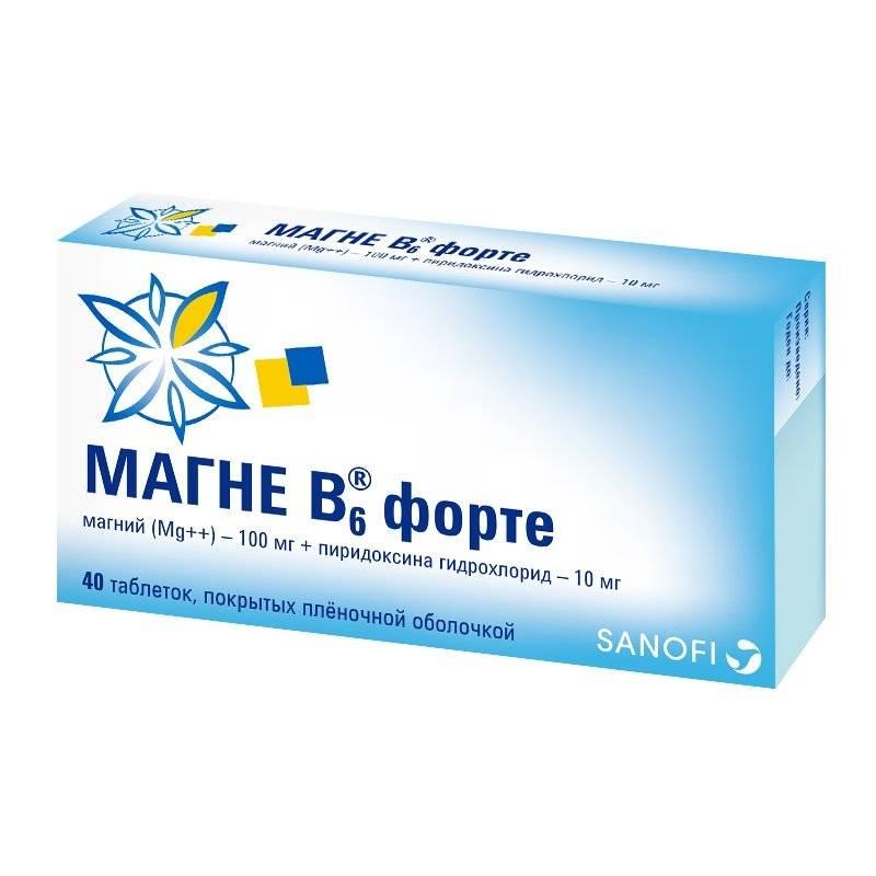 Магне b6® (magne b6®)